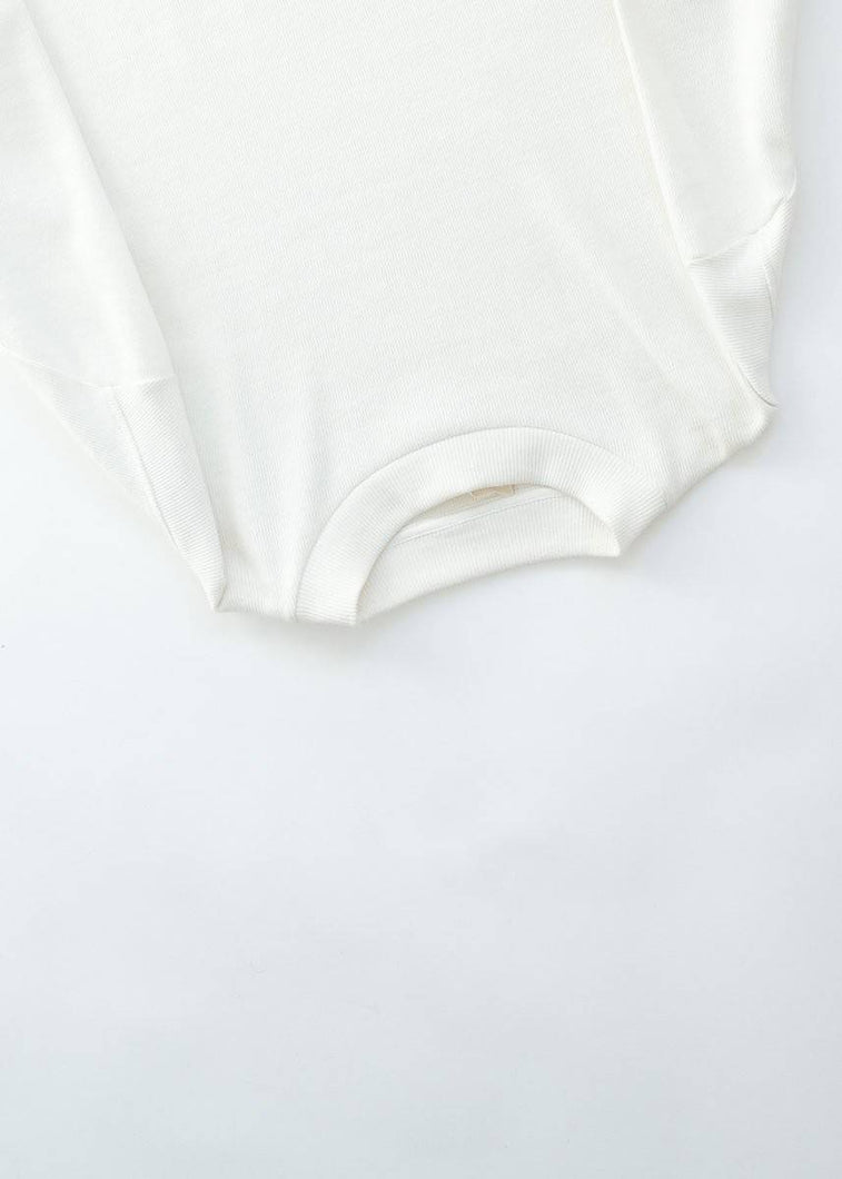 Load image into Gallery viewer, 04 / Organic Longsleeve white