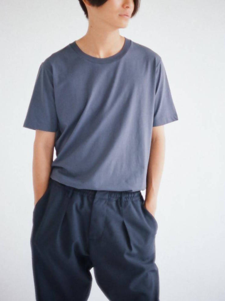 01. Perfect fit t-shirt / Blue