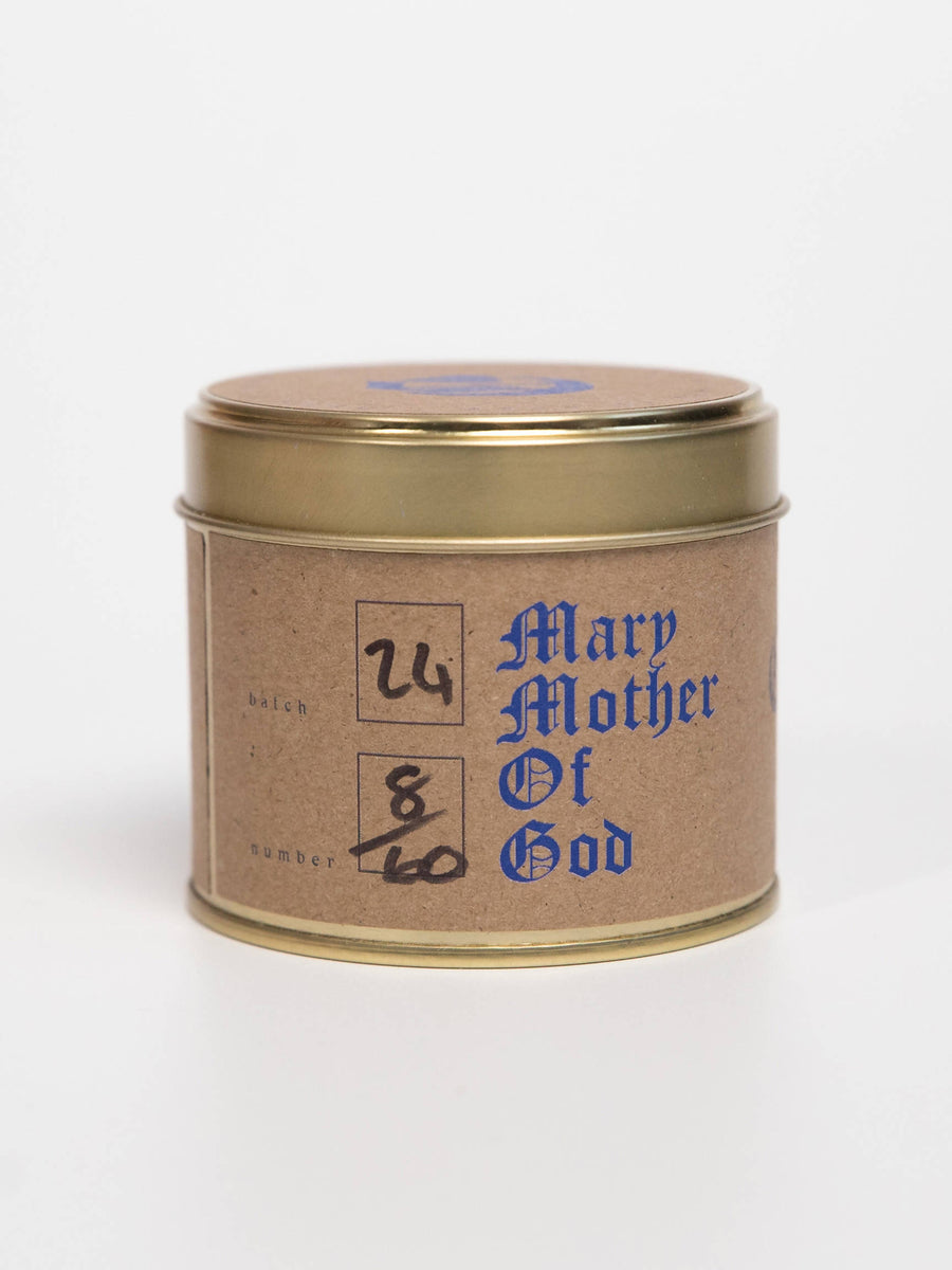 INCENSE TIN - MARY MOTHER OF GOD
