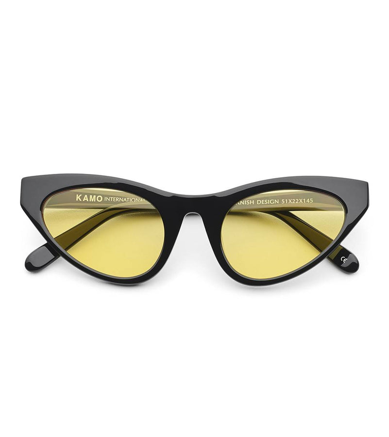 Alias Black/ Yellow