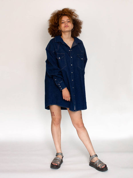 GLORIA SHIRTDRESS