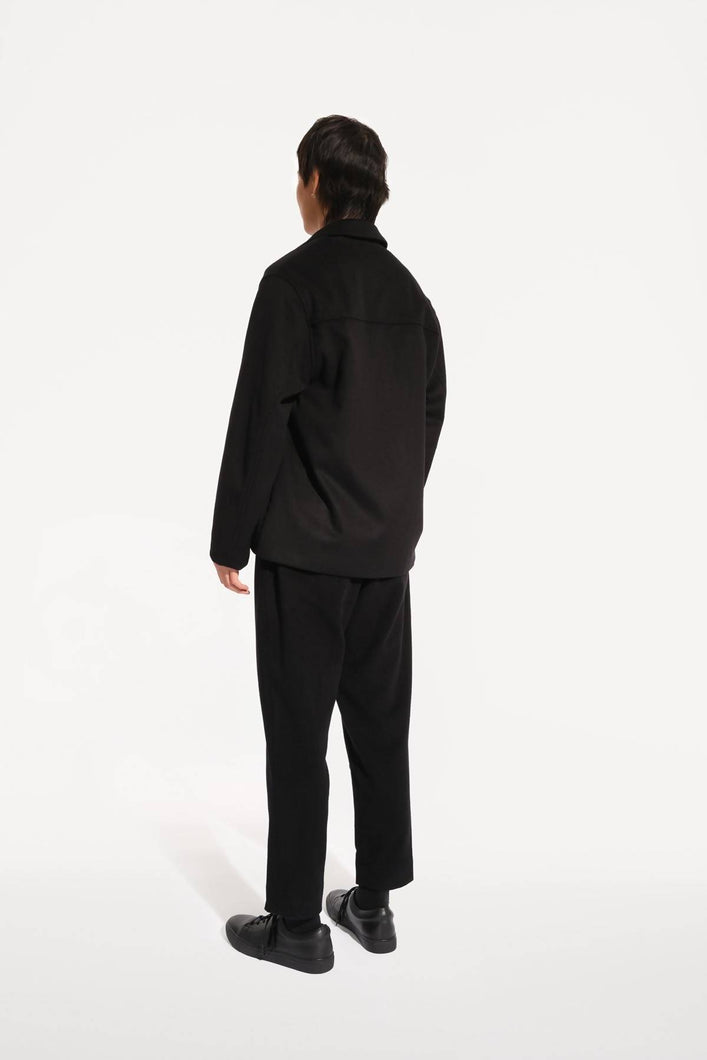 Load image into Gallery viewer, 09. Cashmere harrington / Black