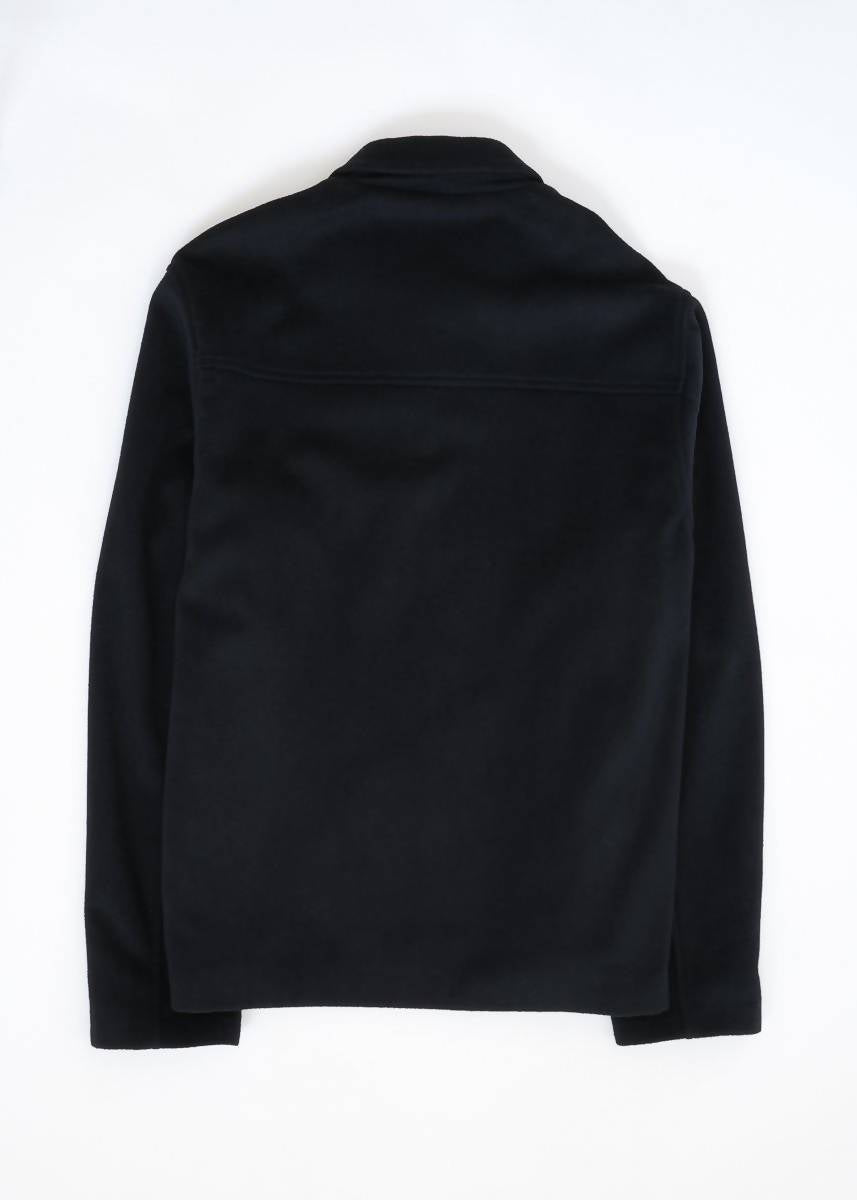 09. Cashmere harrington / Black