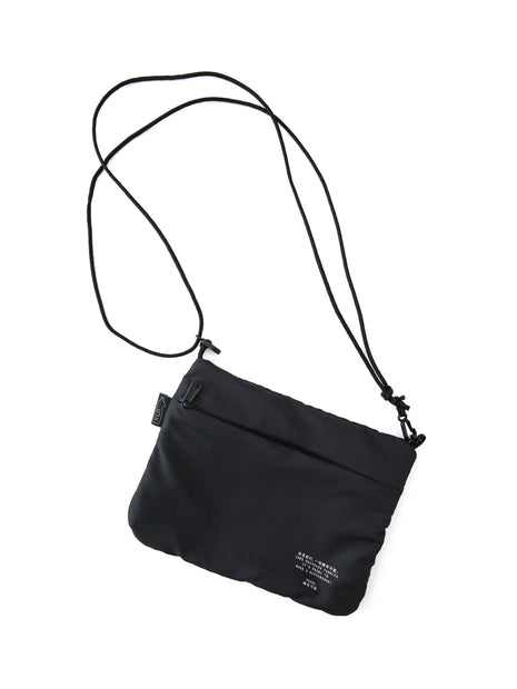 PSSBL THE CROSS BAG BLACK