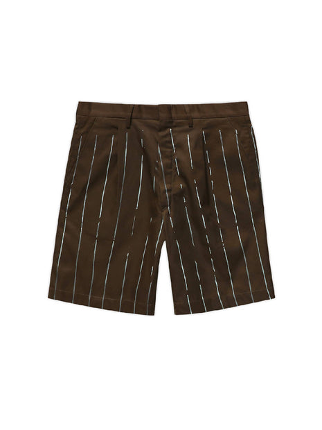 ITSRT90 Striped Shorts