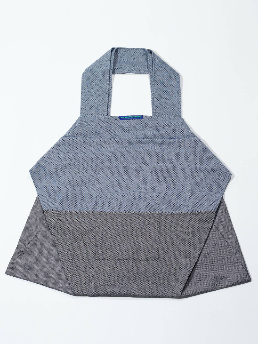 'From Scratch' Bag Denim Dark