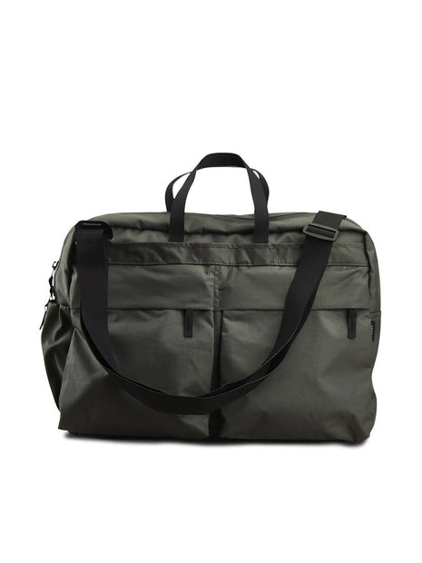 PSSBL THE COURIER BAG DUSTY BLACK
