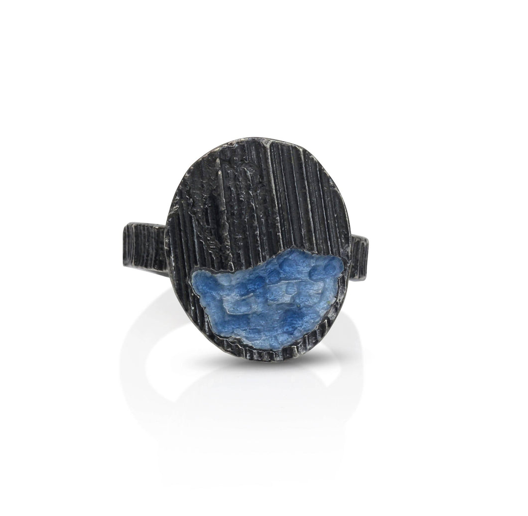Load image into Gallery viewer, EILY O CONNELL RECYCLED LEVELS RING