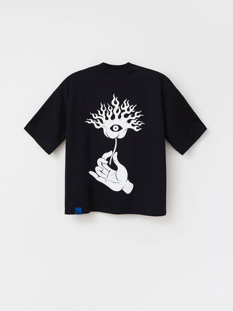 T-SHIRT FIRE-FLOWER