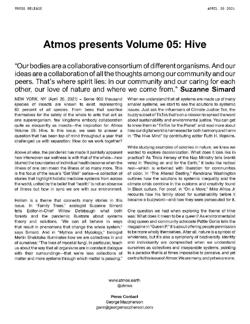 Load image into Gallery viewer, ATMOS Volume 5