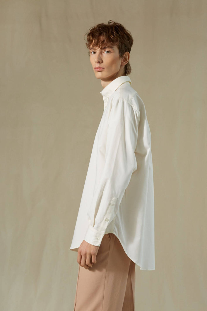 Load image into Gallery viewer, ARGES MEN'S SHIRT OFF-WHITE