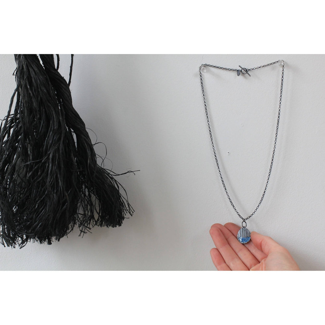 Load image into Gallery viewer, EILY O CONNELL RECYCLED LEVELS NECKLACE