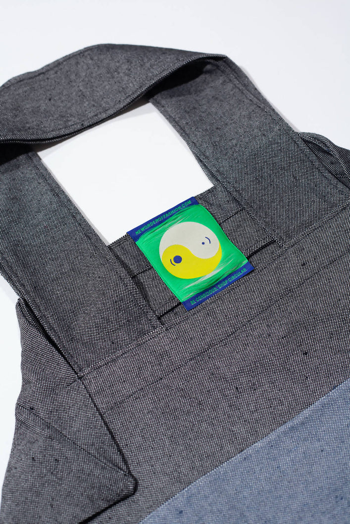 Load image into Gallery viewer, 'From Scratch' Bag Denim Light