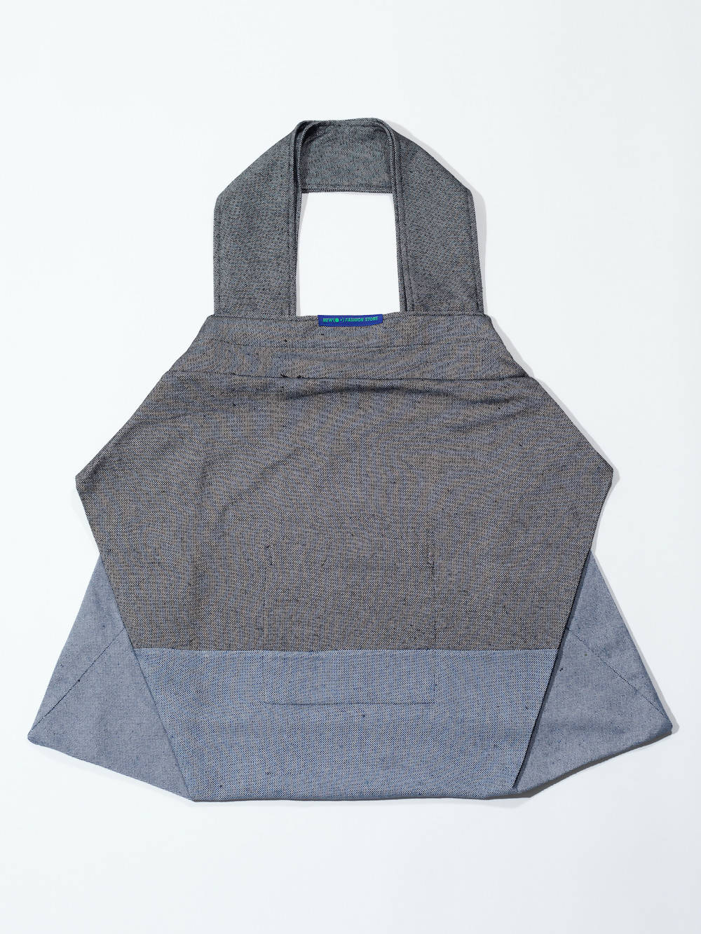 'From Scratch' Bag Denim Light