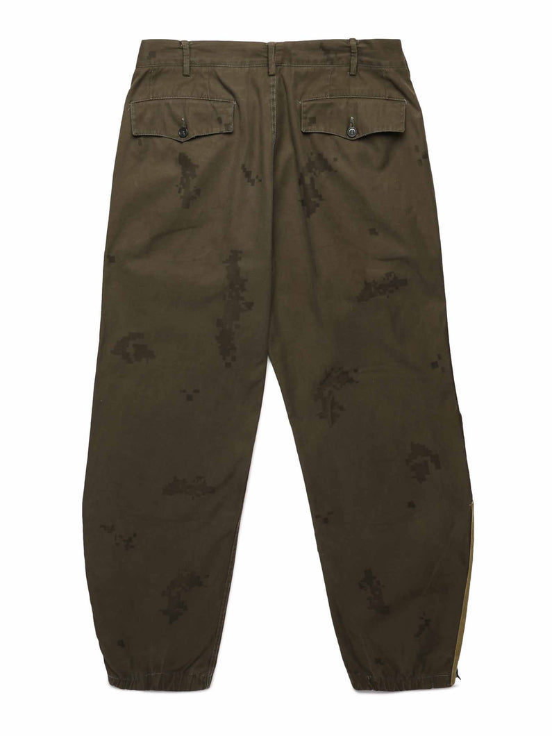 Load image into Gallery viewer, ITP8D KHAKI TROUSERS