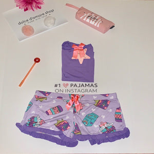 Unicorn Milk Short Set