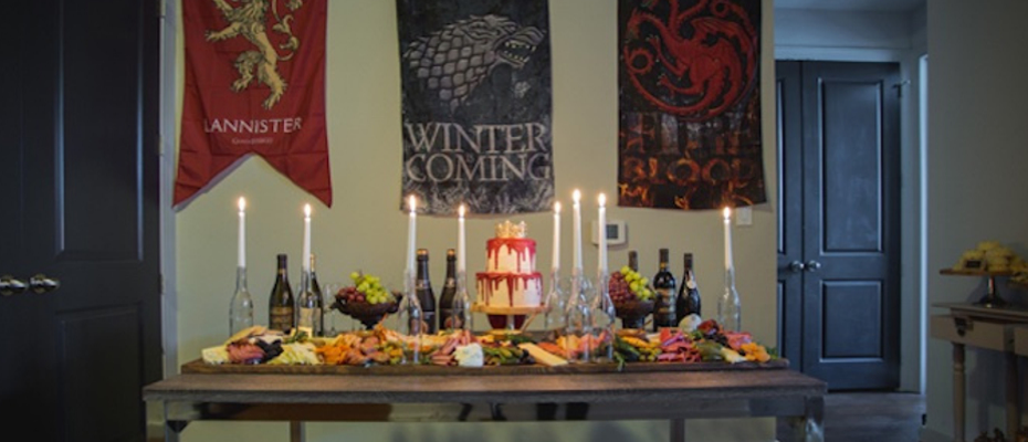 Game of Thrones bachelorette party bachelorette party themes bachelorette party ideas bachelorette party supplies