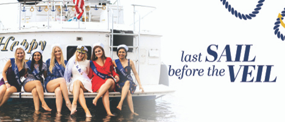 Last Sail before the Veil Nautical Bachelorette Party Bachelorette Cruise Bachelorette Party Themes Bachelorette Party Ideas