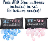 Gender Reveal Balloon Drop Bag