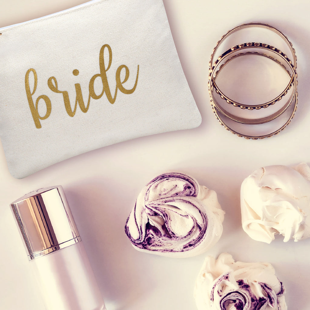 Bride Tribe Make Up Bag