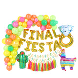 Final Fiesta Decoration Set