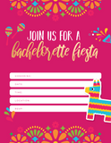 Final Fiesta Free Printable Invite