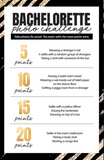 Bachelorette Photo Challenge Free Printable