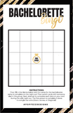 Bachelorette Bingo Game Free Printable