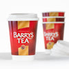 Barry's Tea Paper Cup & Lid