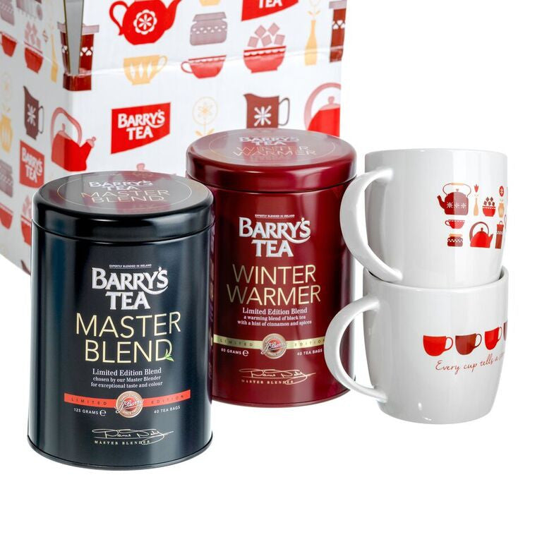 GIFT BUNDLE - Master Blend, Winter Warmer & Mugs