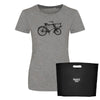 LADIES BICYCLE T-SHIRT
