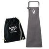 **NEW** LIMITED EDITION PREMIUM APRON - GREY