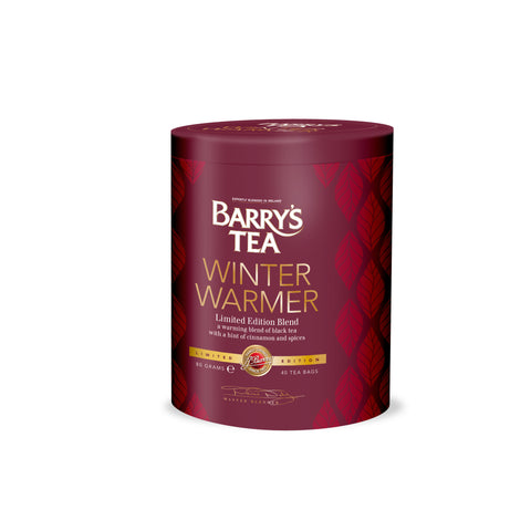 LIMITED EDITION Winter Warmer Tin & Teabags