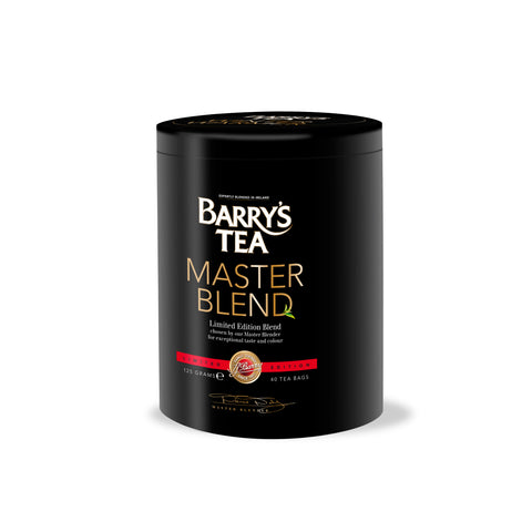 LIMITED EDITION Master Blend Tin & Teabags