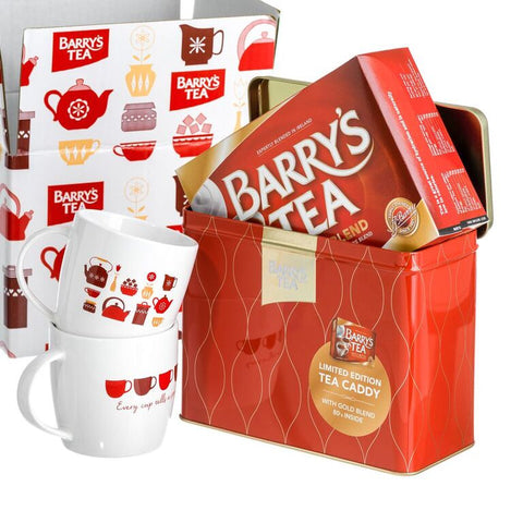 GIFT BUNDLE - Gold Blend Presentation Tin & Mugs