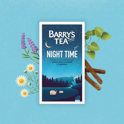 Barry's Tea Night Time - Part of Variety Pack