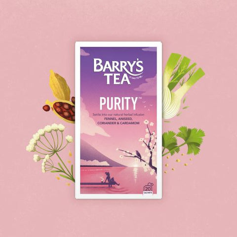 **NEW** PURITY 20 TEABAGS