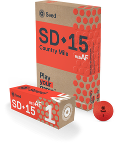 Seed SD-15 Golf Ball Bundle | Try Them All