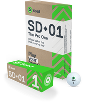 Load image into Gallery viewer, Seed Golf Ball Bundle | Try Them All
