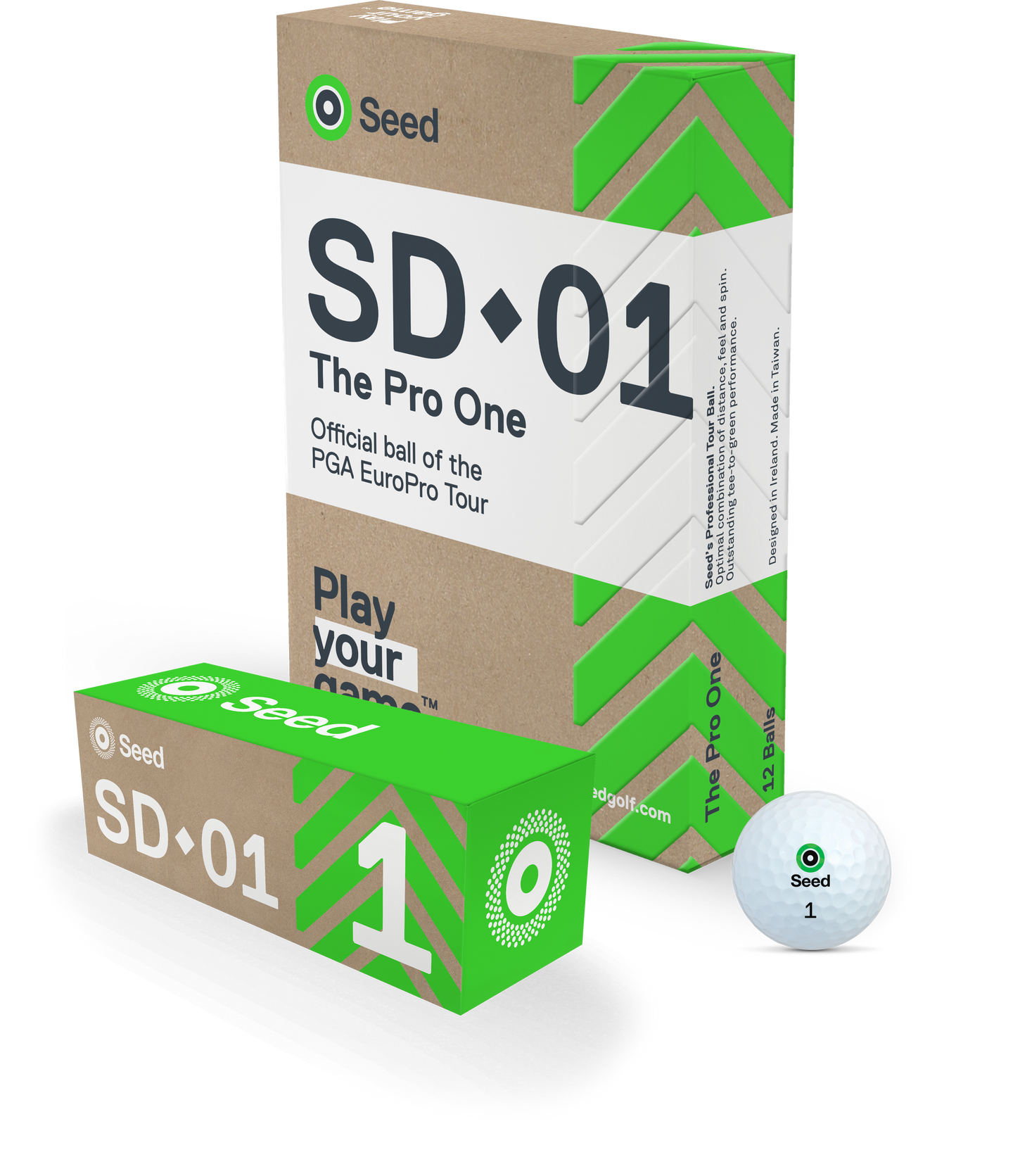 Seed SD-01 The Pro One