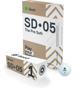 Seed Golf Ball Bundle | Try Them All