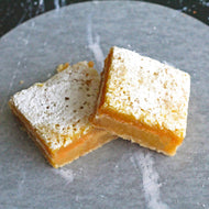 Lemon Bar Rounds