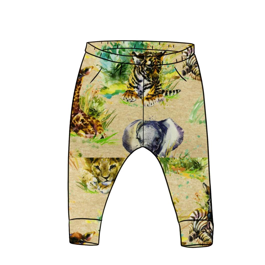 Safari Regular Leggings