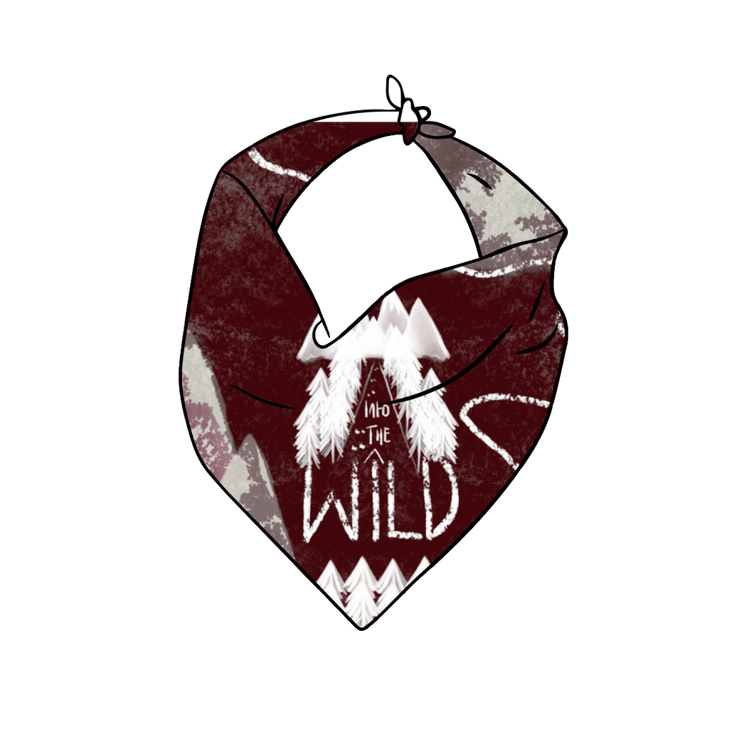 Into The Wild Bib