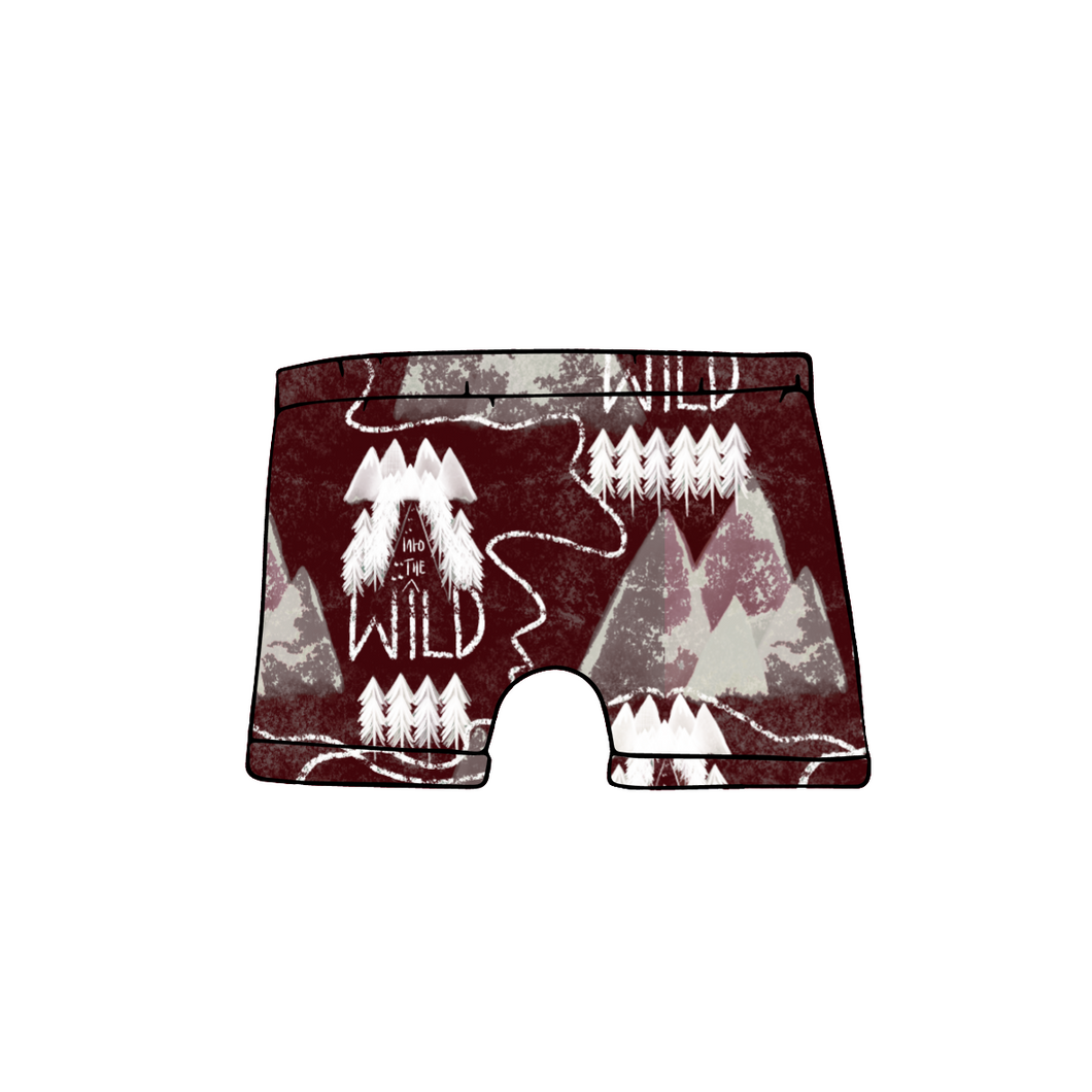 Into The Wild Harem Shorts
