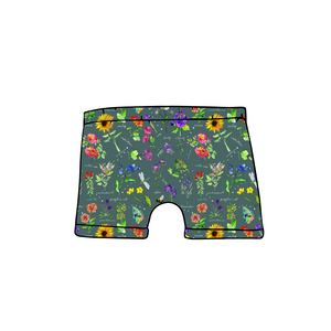 Wildflowers Harem Shorts