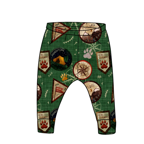 Bear Explorer Regular Leggings