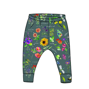 Wildflowers Regular Leggings