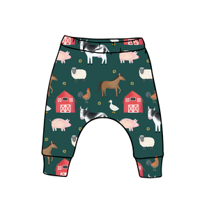 Farmyard Harem Leggings
