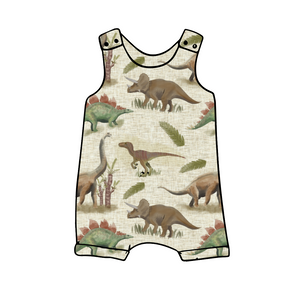 The Land Before Short Romper